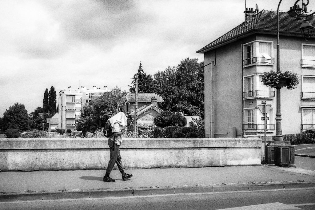 Architecture / Rues / Ambiance de ville / Paysages urbains HP5-0005-032